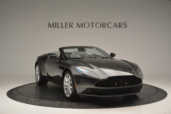 New 2019 Aston Martin DB11 V8 Convertible for sale Sold at Bugatti of Greenwich in Greenwich CT 06830 11