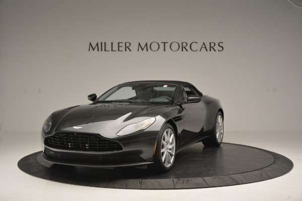 New 2019 Aston Martin DB11 V8 Convertible for sale Sold at Bugatti of Greenwich in Greenwich CT 06830 13