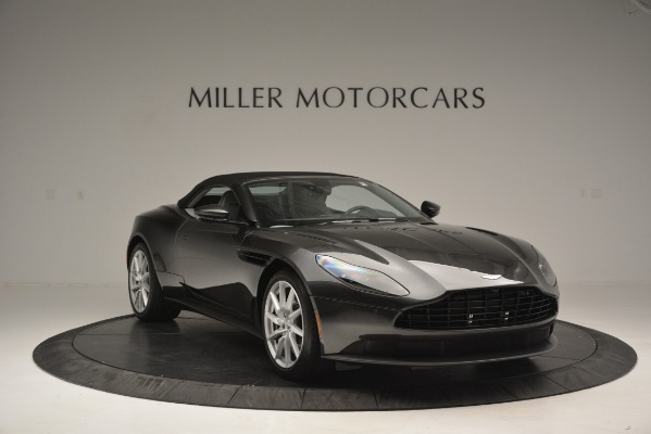 New 2019 Aston Martin DB11 V8 Convertible for sale Sold at Bugatti of Greenwich in Greenwich CT 06830 18