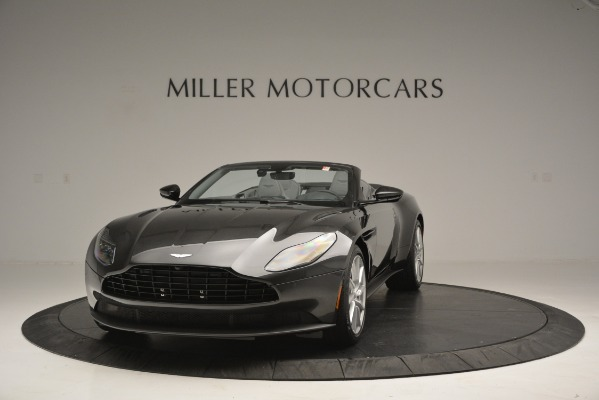New 2019 Aston Martin DB11 V8 Convertible for sale Sold at Bugatti of Greenwich in Greenwich CT 06830 2
