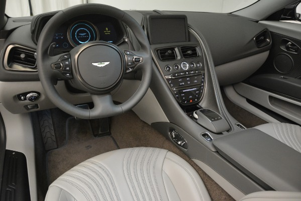 New 2019 Aston Martin DB11 V8 Convertible for sale Sold at Bugatti of Greenwich in Greenwich CT 06830 20