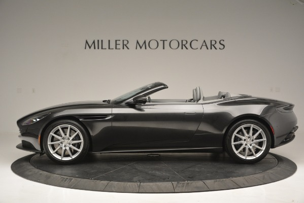New 2019 Aston Martin DB11 V8 Convertible for sale Sold at Bugatti of Greenwich in Greenwich CT 06830 3