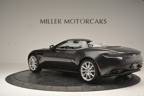 New 2019 Aston Martin DB11 V8 Convertible for sale Sold at Bugatti of Greenwich in Greenwich CT 06830 4