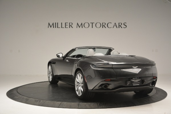 New 2019 Aston Martin DB11 V8 Convertible for sale Sold at Bugatti of Greenwich in Greenwich CT 06830 5