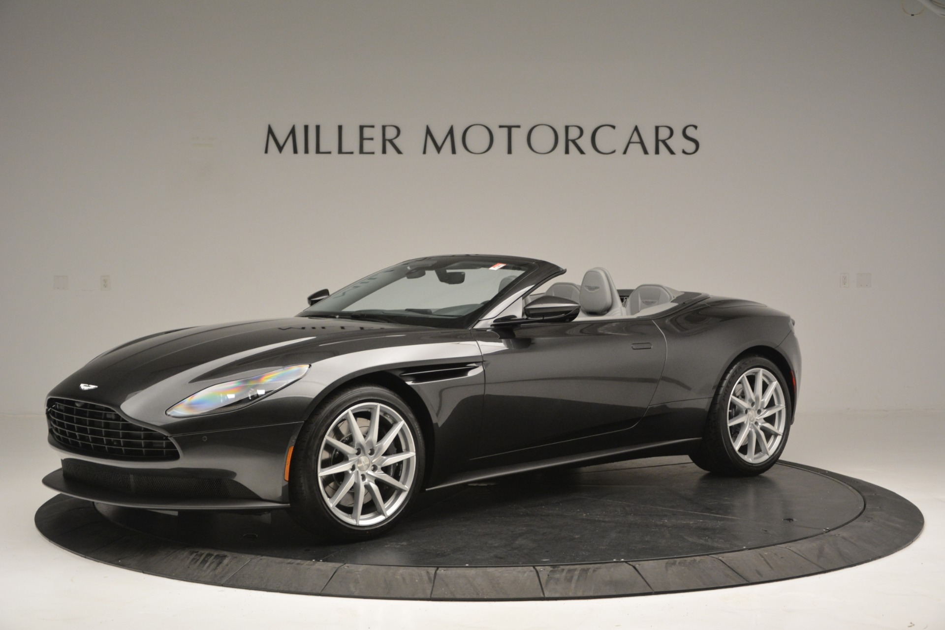 New 2019 Aston Martin DB11 V8 Convertible for sale Sold at Bugatti of Greenwich in Greenwich CT 06830 1