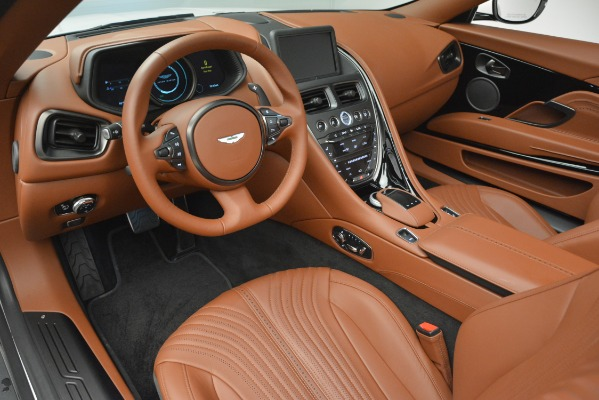 Used 2019 Aston Martin DB11 V8 Convertible for sale Sold at Bugatti of Greenwich in Greenwich CT 06830 19