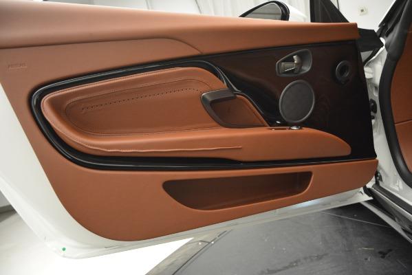 Used 2019 Aston Martin DB11 V8 Convertible for sale Sold at Bugatti of Greenwich in Greenwich CT 06830 23