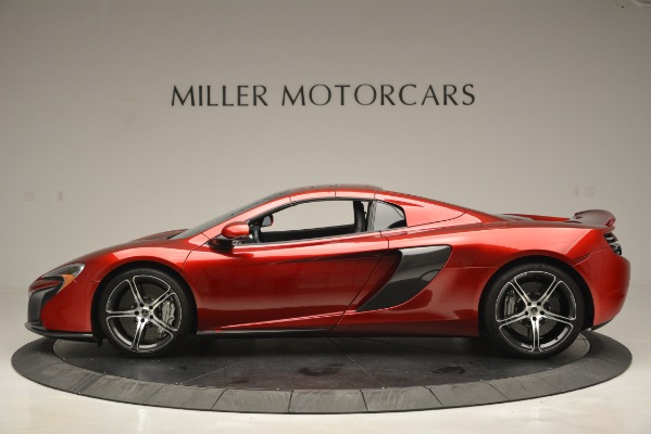 Used 2015 McLaren 650S Spider for sale Sold at Bugatti of Greenwich in Greenwich CT 06830 15
