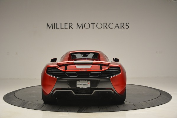Used 2015 McLaren 650S Spider for sale Sold at Bugatti of Greenwich in Greenwich CT 06830 17