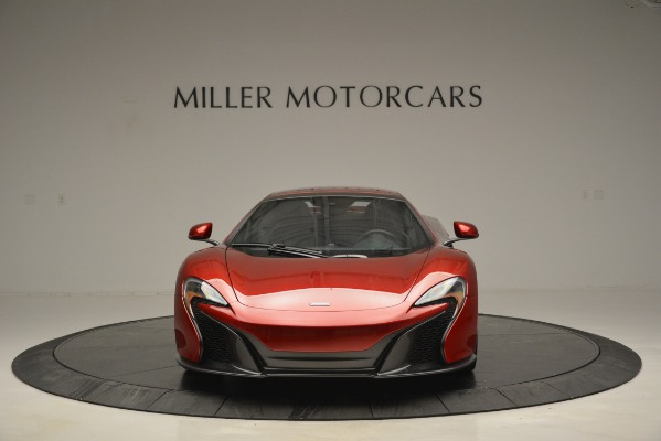 Used 2015 McLaren 650S Spider for sale Sold at Bugatti of Greenwich in Greenwich CT 06830 21