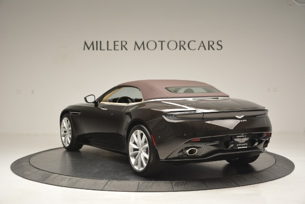 New 2019 Aston Martin DB11 V8 for sale Sold at Bugatti of Greenwich in Greenwich CT 06830 17