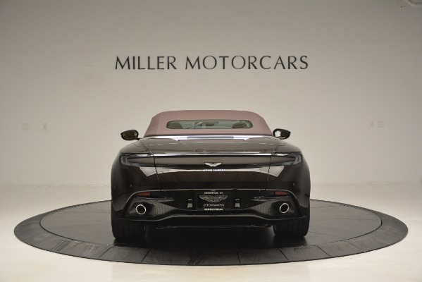 New 2019 Aston Martin DB11 V8 for sale Sold at Bugatti of Greenwich in Greenwich CT 06830 18