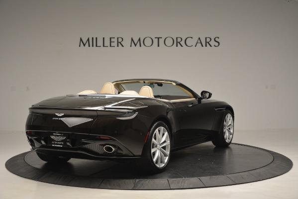 New 2019 Aston Martin DB11 V8 for sale Sold at Bugatti of Greenwich in Greenwich CT 06830 7
