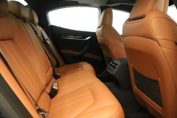 New 2019 Maserati Ghibli S Q4 GranSport for sale Sold at Bugatti of Greenwich in Greenwich CT 06830 27