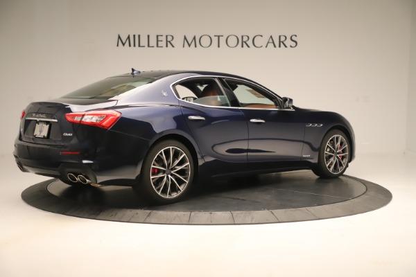 New 2019 Maserati Ghibli S Q4 GranSport for sale Sold at Bugatti of Greenwich in Greenwich CT 06830 8