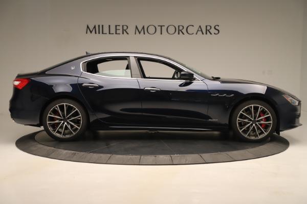 New 2019 Maserati Ghibli S Q4 GranSport for sale Sold at Bugatti of Greenwich in Greenwich CT 06830 9