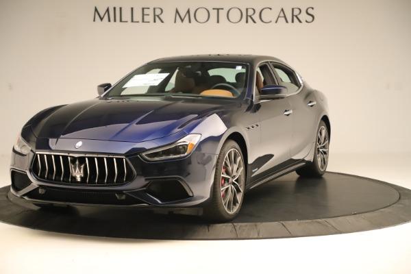 New 2019 Maserati Ghibli S Q4 GranSport for sale Sold at Bugatti of Greenwich in Greenwich CT 06830 1
