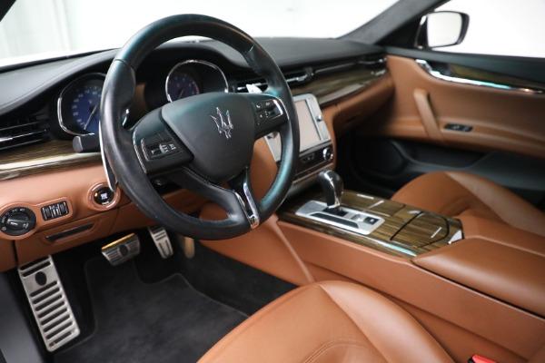 Used 2015 Maserati Quattroporte S Q4 for sale Sold at Bugatti of Greenwich in Greenwich CT 06830 11