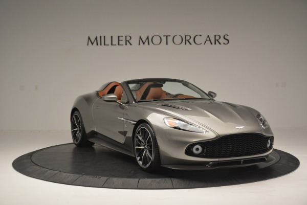 Used 2018 Aston Martin Zagato Speedster Convertible for sale Sold at Bugatti of Greenwich in Greenwich CT 06830 11