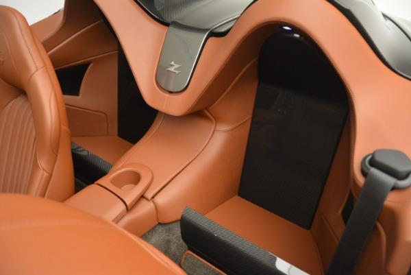 Used 2018 Aston Martin Zagato Speedster Convertible for sale Sold at Bugatti of Greenwich in Greenwich CT 06830 16