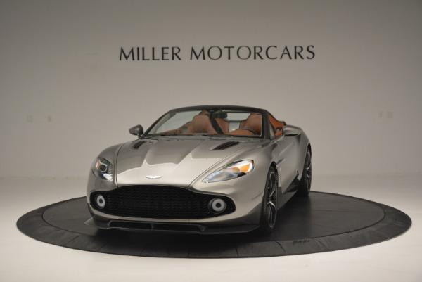 Used 2018 Aston Martin Zagato Speedster Convertible for sale Sold at Bugatti of Greenwich in Greenwich CT 06830 2