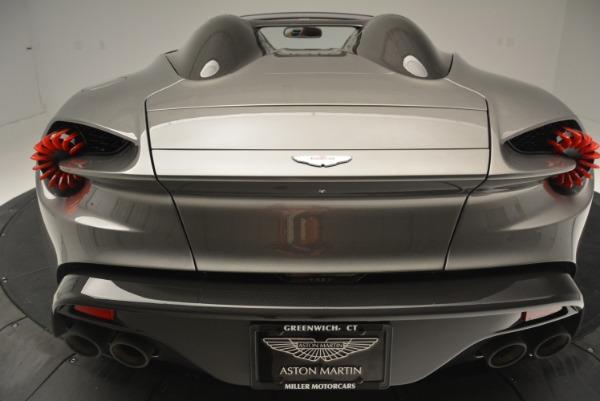 Used 2018 Aston Martin Zagato Speedster Convertible for sale Sold at Bugatti of Greenwich in Greenwich CT 06830 21