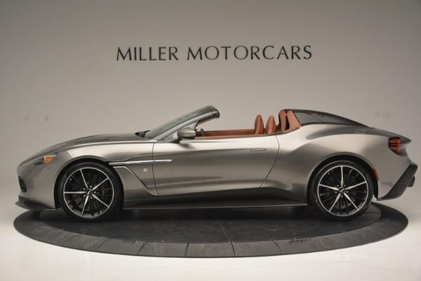 Used 2018 Aston Martin Zagato Speedster Convertible for sale Sold at Bugatti of Greenwich in Greenwich CT 06830 3