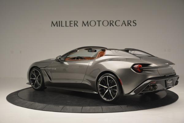 Used 2018 Aston Martin Zagato Speedster Convertible for sale Sold at Bugatti of Greenwich in Greenwich CT 06830 4