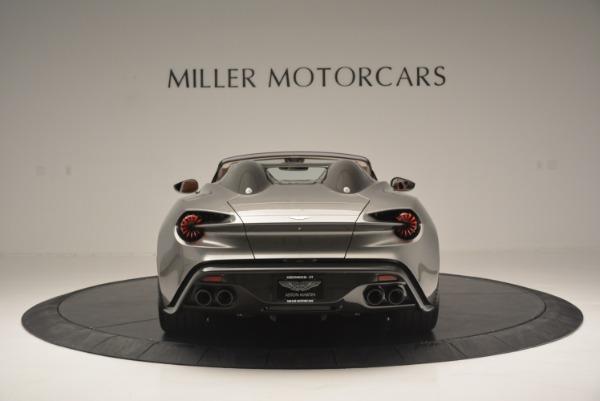 Used 2018 Aston Martin Zagato Speedster Convertible for sale Sold at Bugatti of Greenwich in Greenwich CT 06830 6