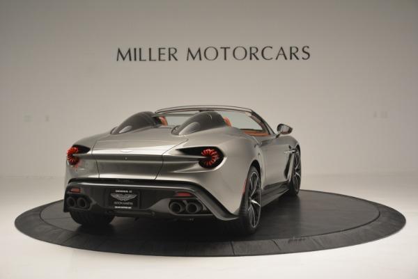 Used 2018 Aston Martin Zagato Speedster Convertible for sale Sold at Bugatti of Greenwich in Greenwich CT 06830 7