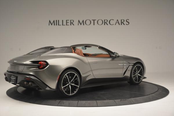 Used 2018 Aston Martin Zagato Speedster Convertible for sale Sold at Bugatti of Greenwich in Greenwich CT 06830 8