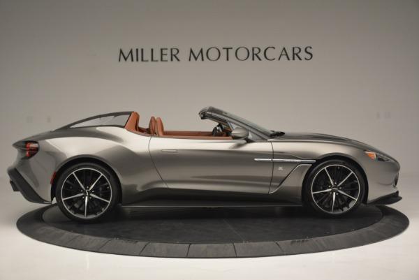 Used 2018 Aston Martin Zagato Speedster Convertible for sale Sold at Bugatti of Greenwich in Greenwich CT 06830 9