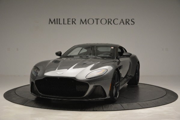 Used 2019 Aston Martin DBS Superleggera Coupe for sale Sold at Bugatti of Greenwich in Greenwich CT 06830 2