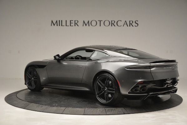 Used 2019 Aston Martin DBS Superleggera Coupe for sale Sold at Bugatti of Greenwich in Greenwich CT 06830 4