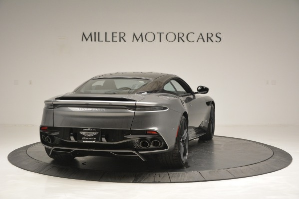 Used 2019 Aston Martin DBS Superleggera Coupe for sale Sold at Bugatti of Greenwich in Greenwich CT 06830 7
