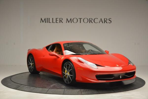 Used 2014 Ferrari 458 Italia for sale Sold at Bugatti of Greenwich in Greenwich CT 06830 11