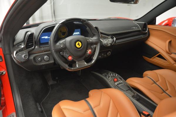 Used 2014 Ferrari 458 Italia for sale Sold at Bugatti of Greenwich in Greenwich CT 06830 13