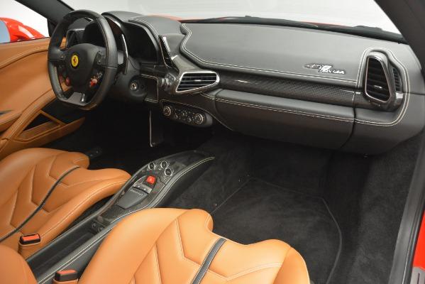 Used 2014 Ferrari 458 Italia for sale Sold at Bugatti of Greenwich in Greenwich CT 06830 17
