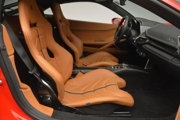 Used 2014 Ferrari 458 Italia for sale Sold at Bugatti of Greenwich in Greenwich CT 06830 18