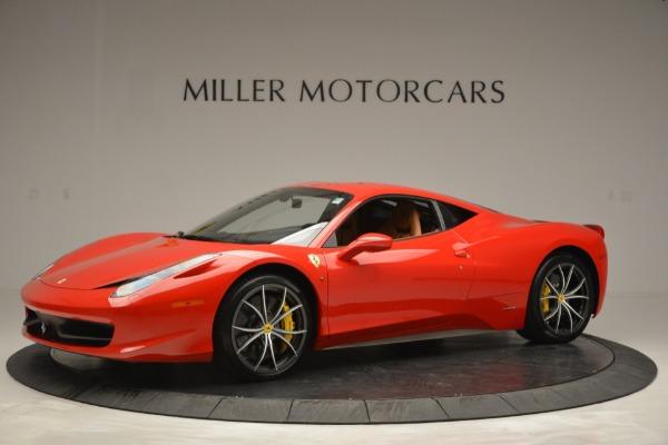 Used 2014 Ferrari 458 Italia for sale Sold at Bugatti of Greenwich in Greenwich CT 06830 2