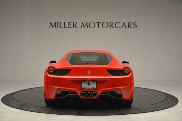 Used 2014 Ferrari 458 Italia for sale Sold at Bugatti of Greenwich in Greenwich CT 06830 6