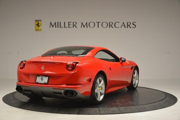 Used 2016 Ferrari California T Handling Speciale for sale Sold at Bugatti of Greenwich in Greenwich CT 06830 18