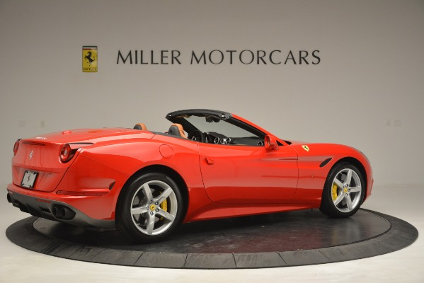 Used 2016 Ferrari California T Handling Speciale for sale Sold at Bugatti of Greenwich in Greenwich CT 06830 8