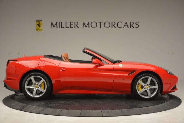 Used 2016 Ferrari California T Handling Speciale for sale Sold at Bugatti of Greenwich in Greenwich CT 06830 9