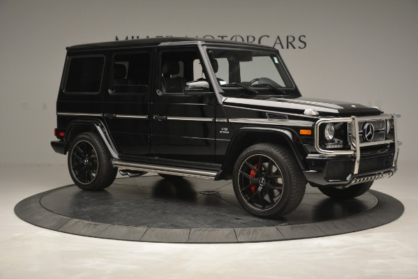 Used 2016 Mercedes-Benz G-Class AMG G 65 for sale Sold at Bugatti of Greenwich in Greenwich CT 06830 10