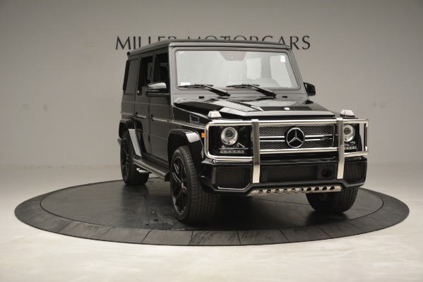 Used 2016 Mercedes-Benz G-Class AMG G 65 for sale Sold at Bugatti of Greenwich in Greenwich CT 06830 11
