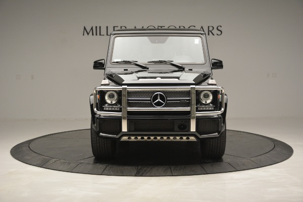 Used 2016 Mercedes-Benz G-Class AMG G 65 for sale Sold at Bugatti of Greenwich in Greenwich CT 06830 12