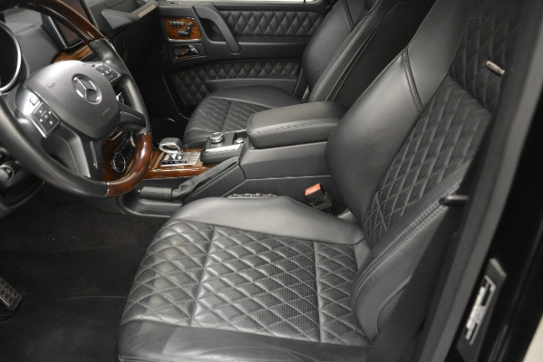 Used 2016 Mercedes-Benz G-Class AMG G 65 for sale Sold at Bugatti of Greenwich in Greenwich CT 06830 15