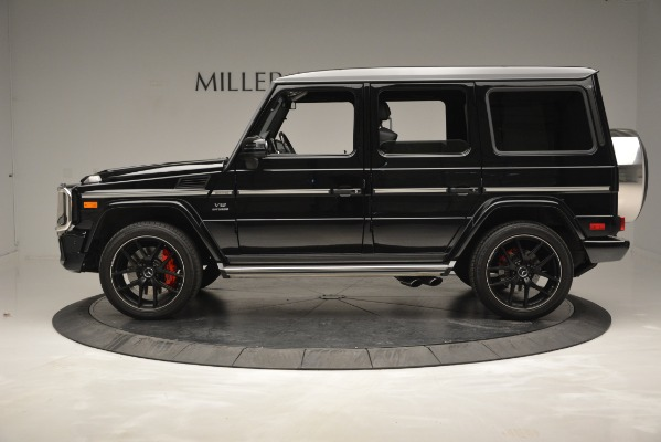 Used 2016 Mercedes-Benz G-Class AMG G 65 for sale Sold at Bugatti of Greenwich in Greenwich CT 06830 3