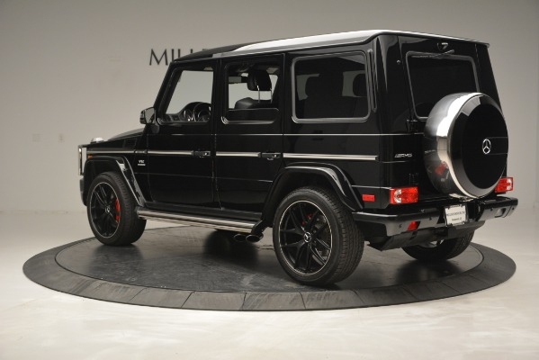 Used 2016 Mercedes-Benz G-Class AMG G 65 for sale Sold at Bugatti of Greenwich in Greenwich CT 06830 4